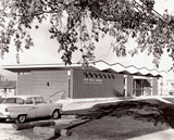 Don Mills Branch, North York Public Library, about 1961.