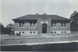 Weston Public Library, about 1915